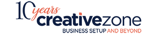 CREATIVE ZONE Logo
